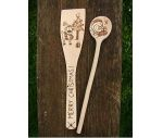 Do you love cooking? Xmas wooden spoon