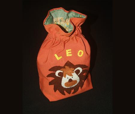 Leon lunch bag