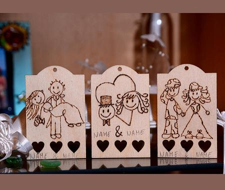 Customized Wedding Favors For Guests