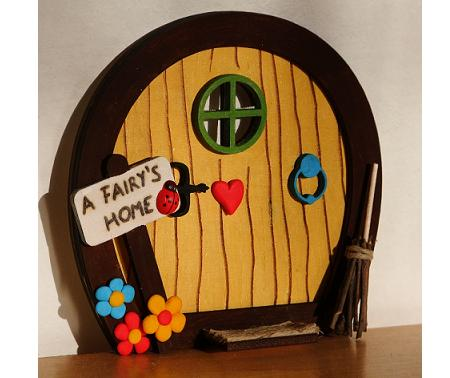 Fairy door for fairies