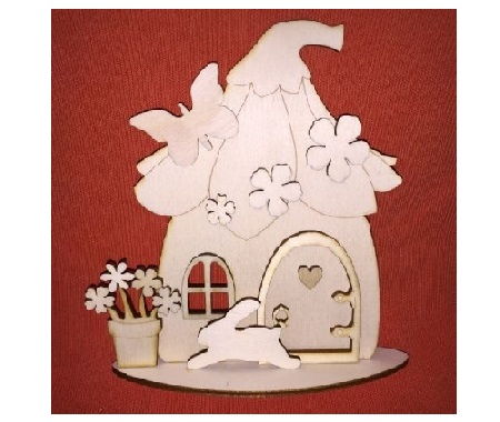 Personalizable Fairy house